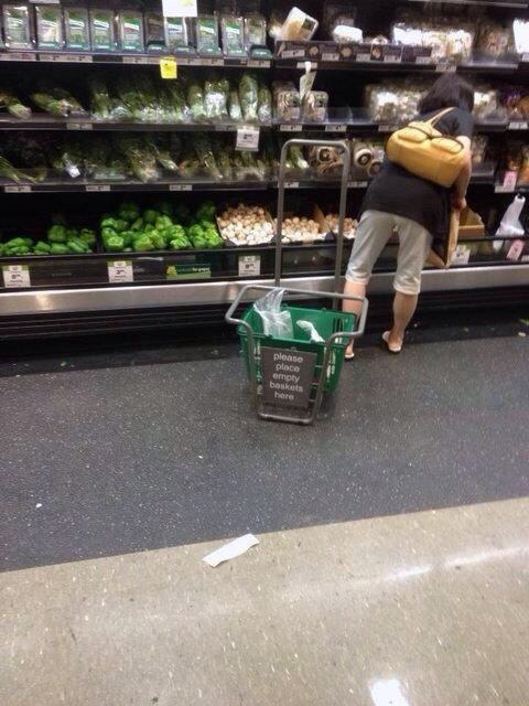 ショッピングカート01