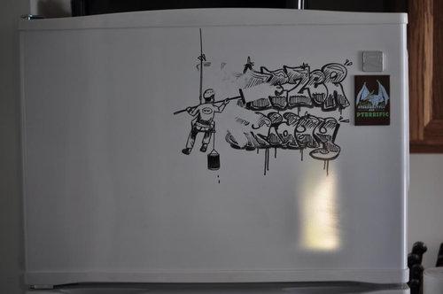 冷蔵庫アート05