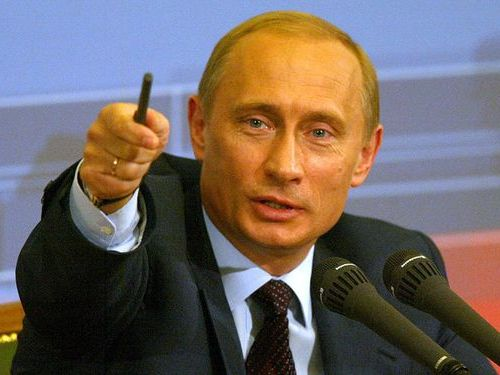 欧米諸国とプーチンの関係00