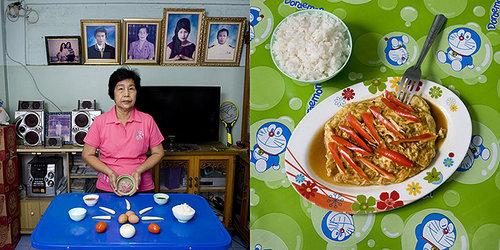 世界の家庭料理20