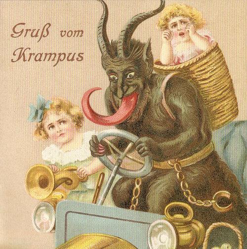 19世紀のクリスマスカード09