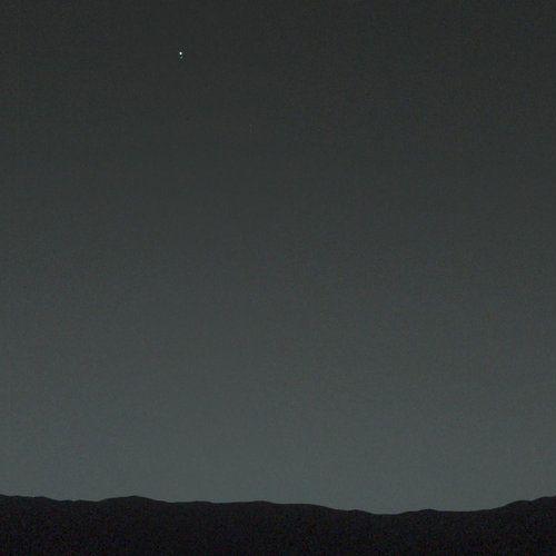 地球から見た火星と火星から見た地球01