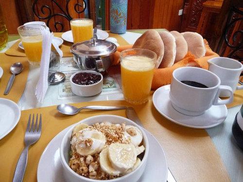 世界の伝統的な朝ごはん23