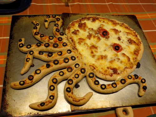 07いろんな装飾を凝らした食品