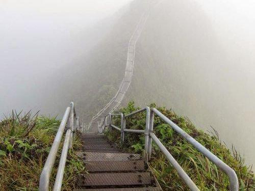 ハワイの天国への階段00