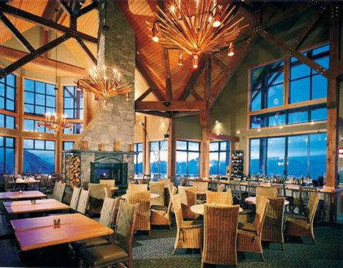 世界の絶景レストラン13