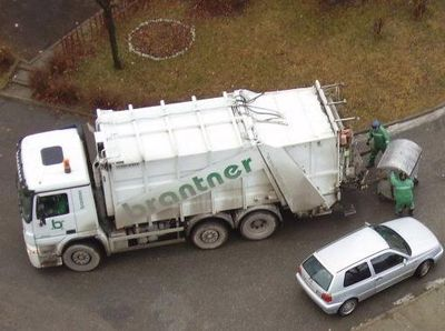 ごみ収集車を絶対に怒らせてはいけないTOP