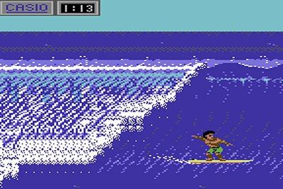 1987: California Games (C64)