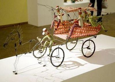 海外の子どもが作ったおもちゃ11