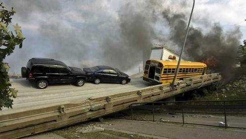 ミネソタの橋の事故03