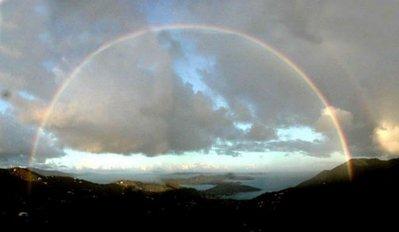 美しい虹07