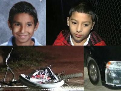 ひき逃げされた10歳の友達を背負って帰った9歳の少年