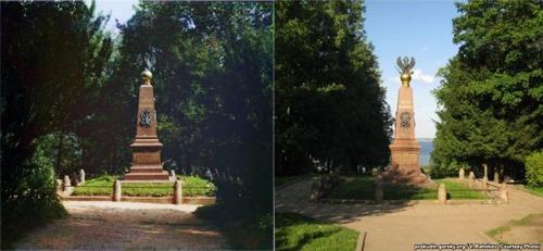 ロシア帝国時代の写真と現在10
