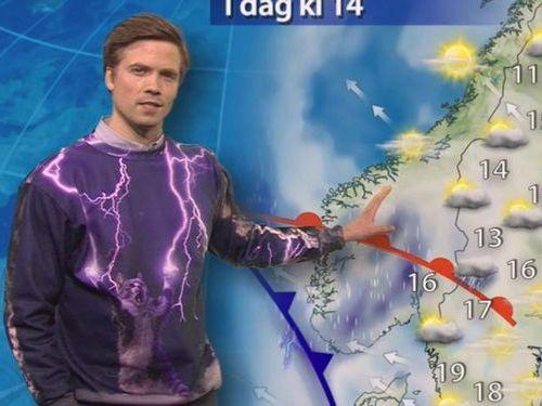 「ノルウェーの天気予報」02