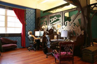 理想的なオフィス15