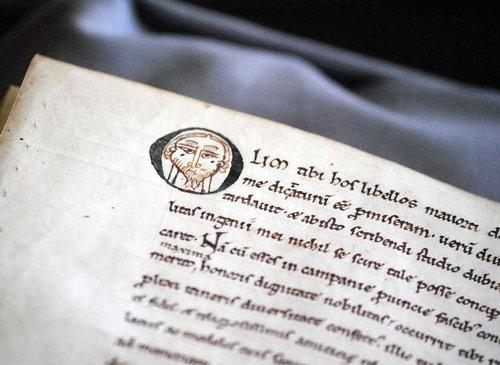 中世ヨーロッパの落書き08