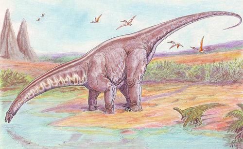 「アパトサウルス」