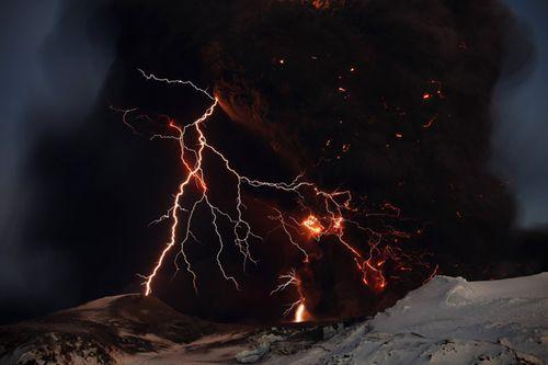 アイスランドの火山11