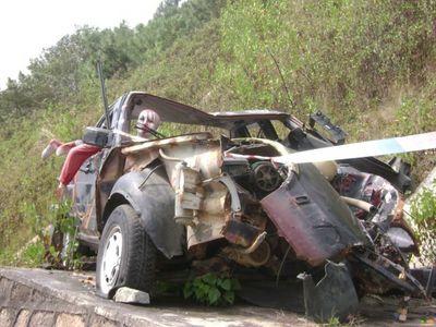 中国の交通事故防止策01