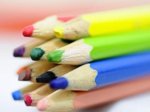 色鉛筆だけを使ったアート00