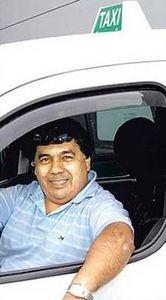 正直なタクシー運転手