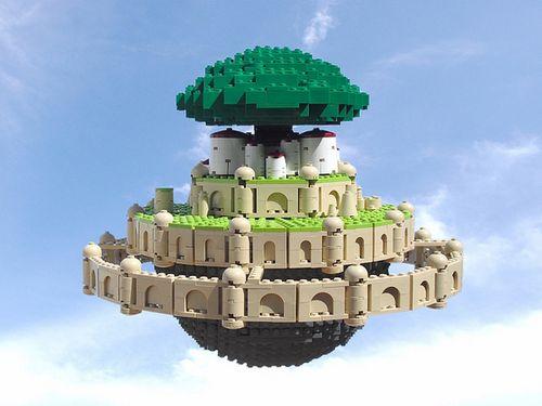 レゴでジブリ02