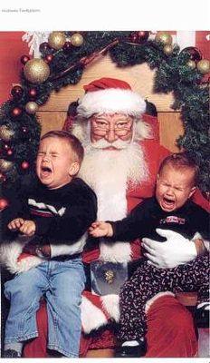 サンタクロースが怖い15