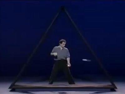 三角形とボール00