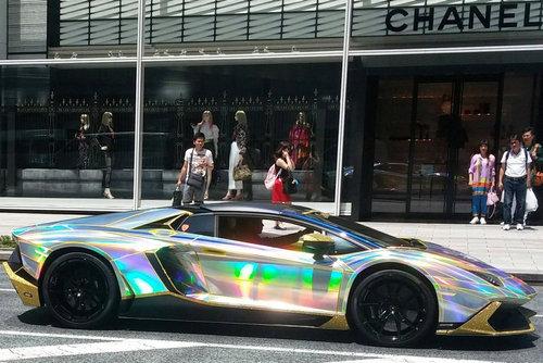 今日東京で見た車02