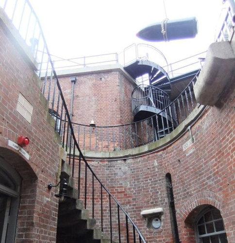 イギリスの要塞ホテル24