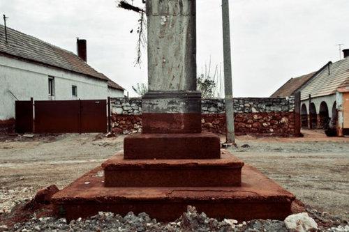 ハンガリーの赤いライン06