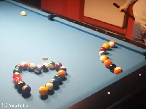 ビリヤードのボールで作るのは…03