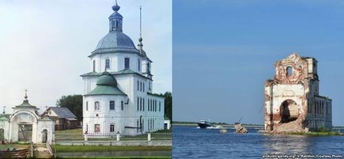ロシア帝国時代の写真と現在04