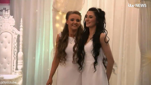 北アイルランド初の同性婚01