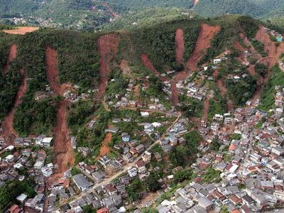 ブラジル洪水00