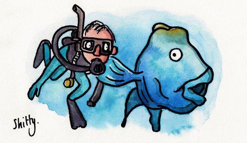 魚とプライスレスな写真02