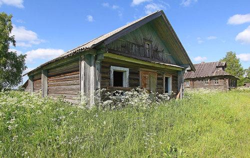 ロシアの廃村24