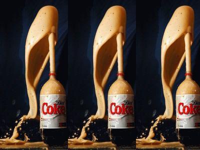 コーラの炭酸を1500人同時に噴水のように吹き上がらせるTOP