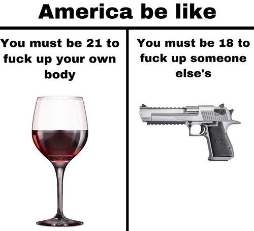 アメリカの飲酒年齢01