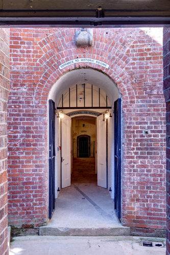 イギリスの要塞ホテル18