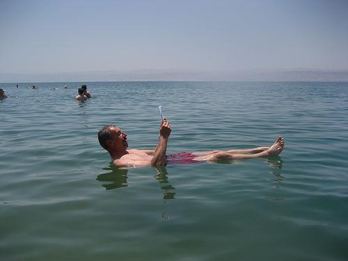 死海の塩の結晶00
