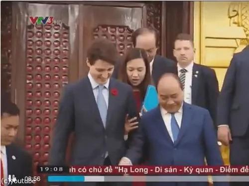 カナダとベトナムの首相01