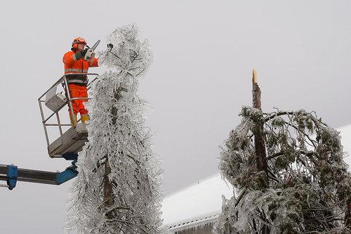 スロベニアの大寒波 009