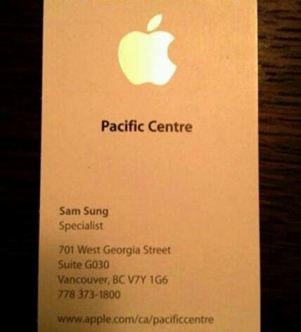 Apple社で働く最悪の名前01