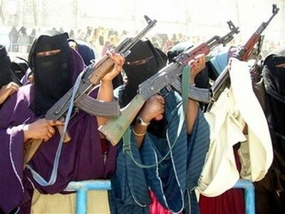 ソマリアとAK-47