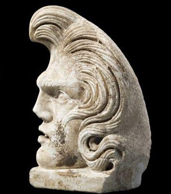 1800年前のプレスリー像