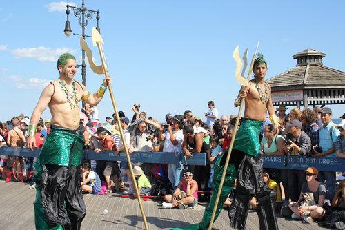 人魚パレード17