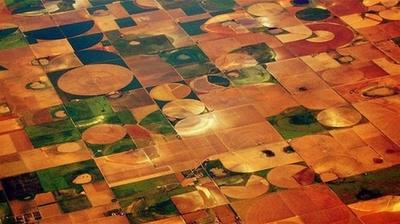 空から見た地球03