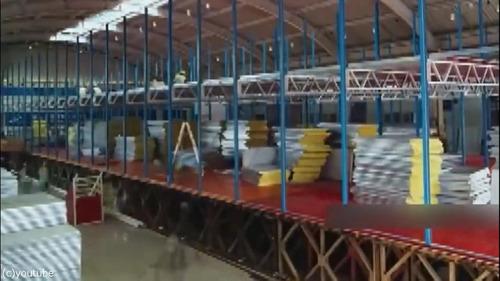 中国でコロナウイルス患者用の病院を10日で建設07