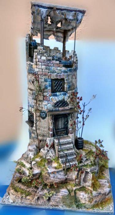 プリングルスからミニチュアの塔11